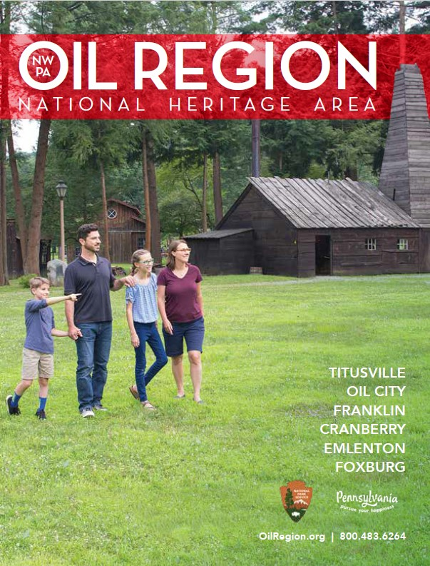 Oil Region Guide Cover for PAGLR Guide Page
