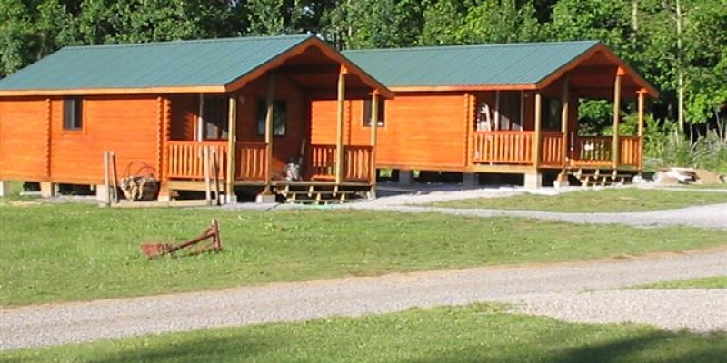 Cabins at Farma Family Campground