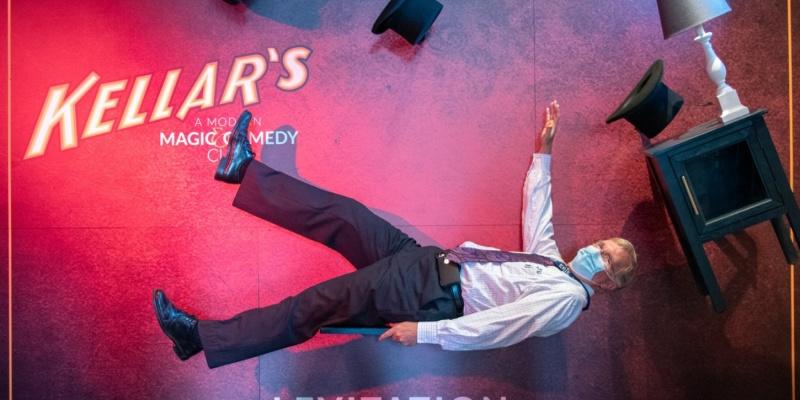 Kellar's Magic and Comedy Club