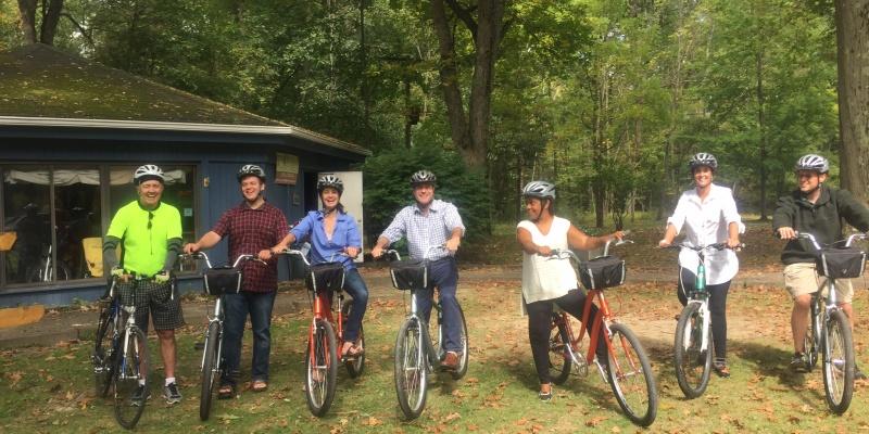 Riverside Park Bike Trail - bottom page 7
