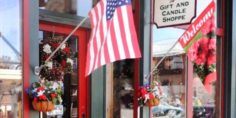 Berry Basket Gift, Candle and Flore Shoppe Crawford County Pennsylvania retail shopping