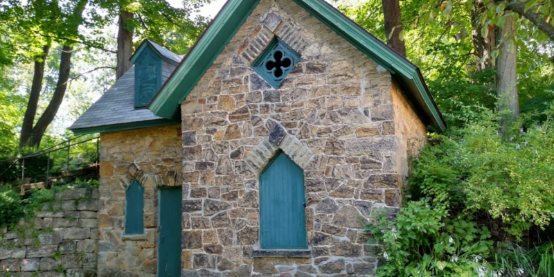 meadville pennsylvania crawford county baldwin reynolds house museum grounds