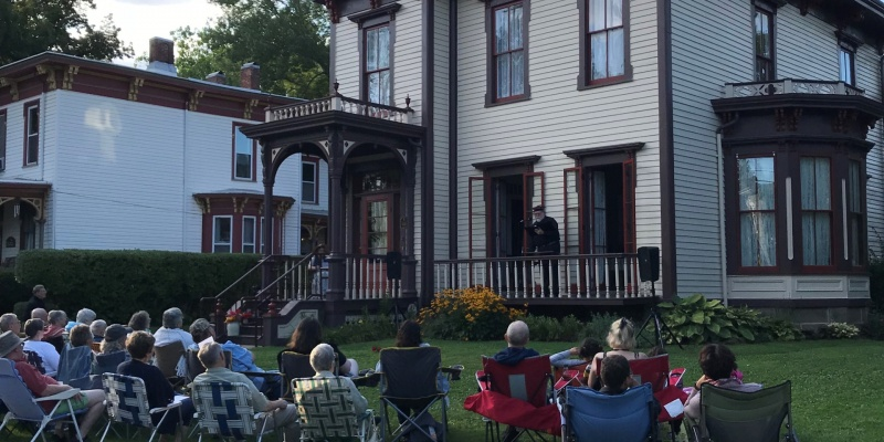 Tarbell House -- Shakespeare on the Lawn 2019 3 VERTICAL 2