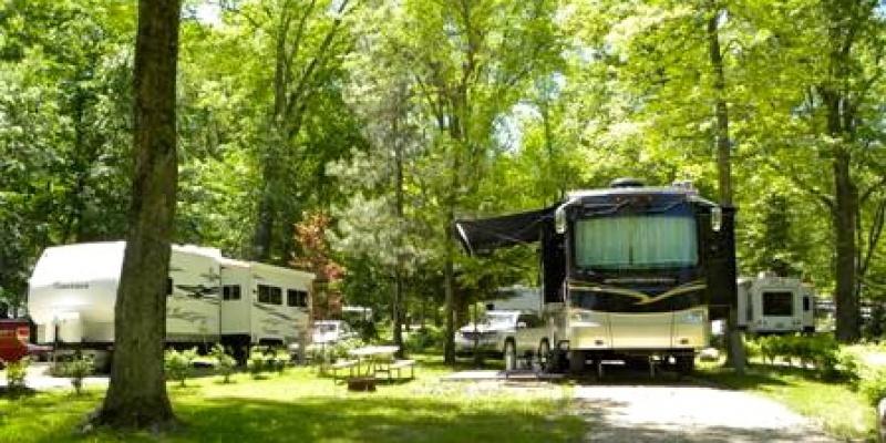 RV in Mercer County